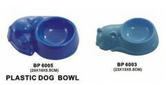 Dog Bowl With Animal Head