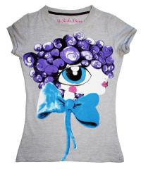 Creative youth t-shirts with prints