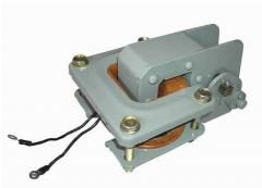 Coil brake parts for truck cranes