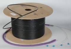 Drum cable construction equipment