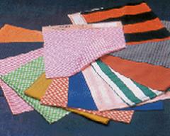 Wyroby dziane z bawełny i przędzy mieszanej