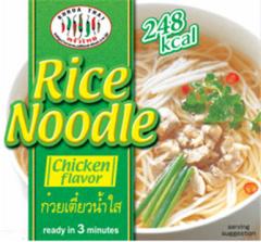 Rice Noodle Chicken flavor