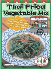 Thai Stir Fry Vegetables Base