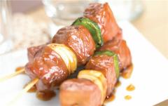 Hoi Sin Duck Kebab