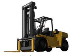 Forklift 10.0-16.0 Ton