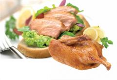 Honey Roast Duck