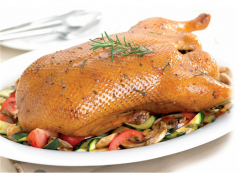 Whole Aromatic Duck With Bone (WAD)