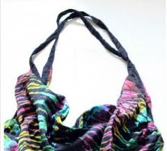 Cotton Tie Dye Tote Bag