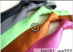 Silk Tie: MOQ: 50 Peices 3.2 USD each