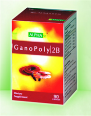 GanoPoly the second B - Ganoderma polysaccharides