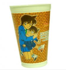 Conan Brown Plastic Cups 16 oz