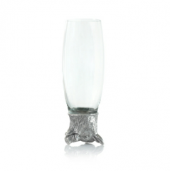 Clear wine glass: Boar