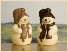 Chocolate Snowmen Collection
