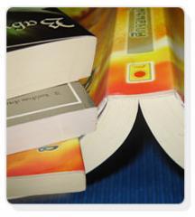 Hot melt adhesives for book binding