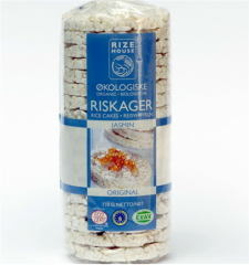 Organic Brown Rice Cakes