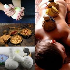 Thai herbal compress Ball