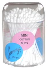 Cotton Buds (in a round container)