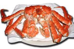Frozen Spanner Crab