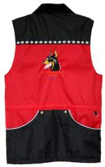 Moorkens Dog training vest