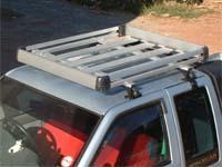 Roof rack VR-RR-001