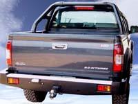Rear Bumper Steel New Toyota Vigo Champ