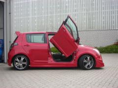 Extreme body kit for Suzuki Swift