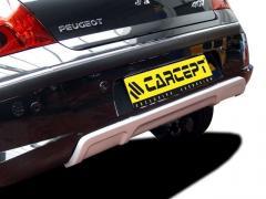 Peugeot 407 rear diffusor