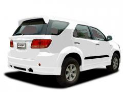 Accessories For Toyota Fortuner