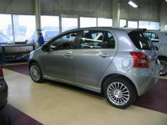 Side skirts Fitting Toyota Yaris
