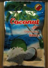 Vegetable Snacks Coconut Chips