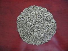 Recycled PE granules
