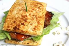 Sandwich Fish Tofu