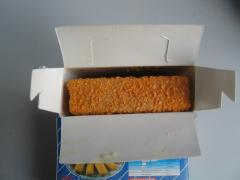 Frozen Breaded Fish Portion