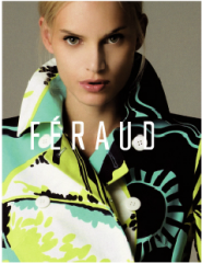 Women dresses.Feraud.