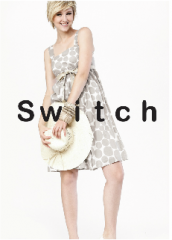 Women dresses. Switch.