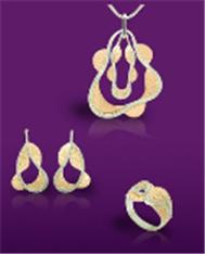 The Wedding jewelry set