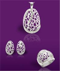 The Nest jewelry set