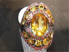 Fashion designed ring