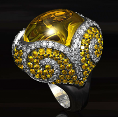 Lycoris ring