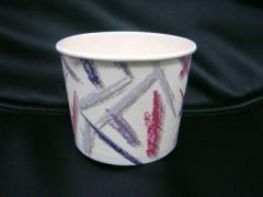 Noodle And Soup Cup 18 Oz. (Curve Rib)