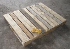 Wooden Pallet export