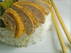 Soya Duck with Rice