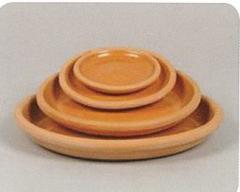 Ceramic ware dishes of different diameters