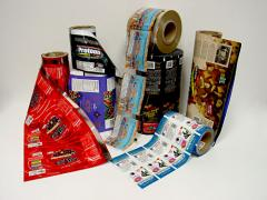 Flexible packaging laminated
