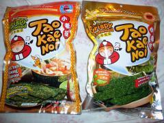 Taokaenoi Japanese Fried Seaweed