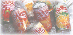 Asian Softdrink in Can