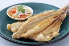 Panga Golden Fried fish