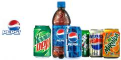 Carbonated Drinks Pepsi
