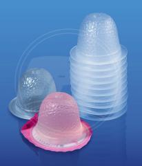 Mini Jelly Cup 16g (Orange Peel)