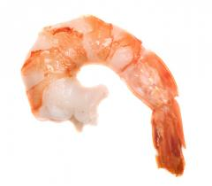 Tail-on Shrimp